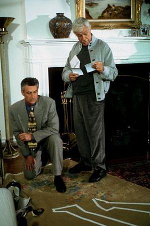 """Diagnosis Murder"" Dick Van Dyke C. 1993 CBS"