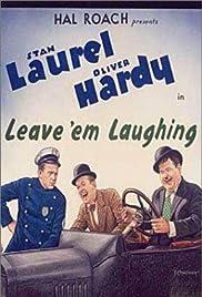 Leave 'Em Laughing(1928) Poster - Movie Forum, Cast, Reviews