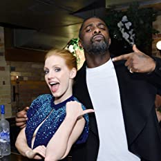 Idris Elba and Jessica Chastain