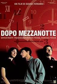 Giorgio Pasotti, Fabio Troiano, and Francesca Inaudi in Dopo mezzanotte (2004)