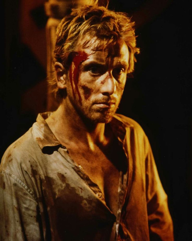 Tim Roth in Heart of Darkness (1993)