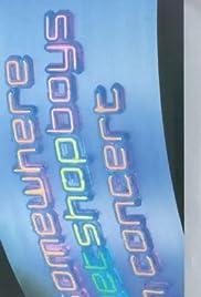Pet Shop Boys: Somewhere Poster
