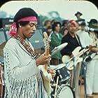 Jimi Hendrix in Woodstock (1970)