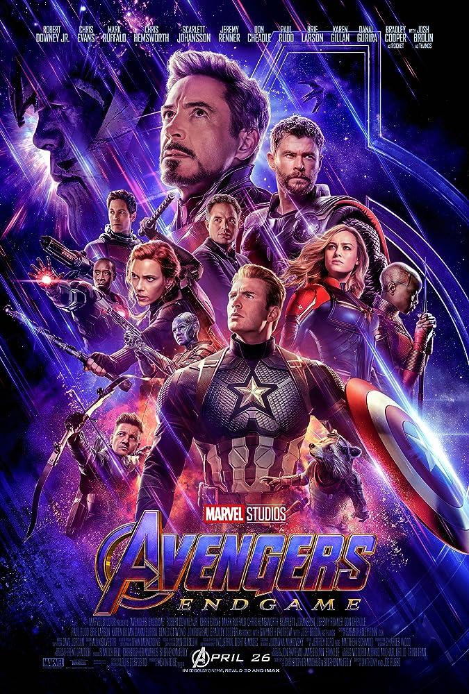Avengers: Koniec gry / Avengers: Endgame (2019) PL.DUB.480p.BRRip.XViD.AC3-MORS / Dubbing PL