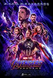 Avengers: Endgame | 500mb | DVDSCR | 480p | Hindi dubbed | English
