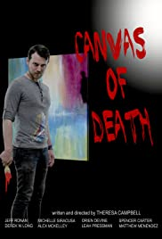 Canvas of Death Poster