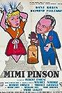 Mimi Pinson (1958) Poster