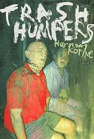 Harmony Korine and Rachel Korine in Trash Humpers (2009)