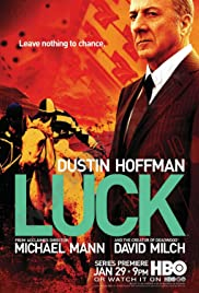 Luck Poster - TV Show Forum, Cast, Reviews