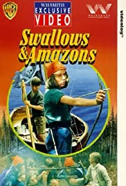 Swallows and Amazons(1974) Poster - Movie Forum, Cast, Reviews