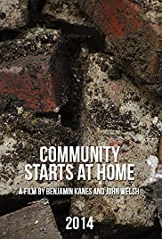 Community Starts at Home Poster