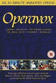 Operavox Poster