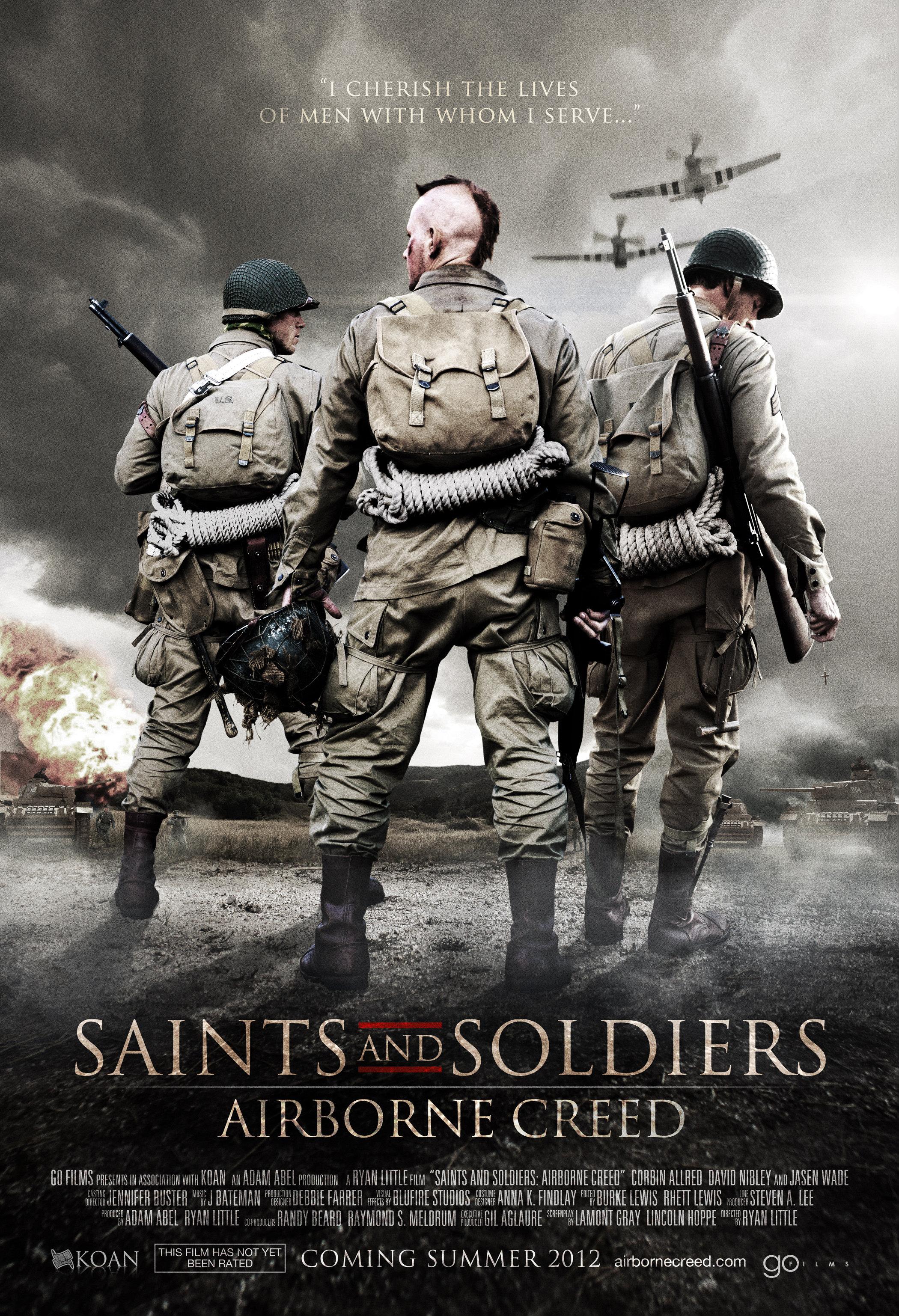 Santos e Soldados – Missão Berlim [Dub] – IMDB 5.7