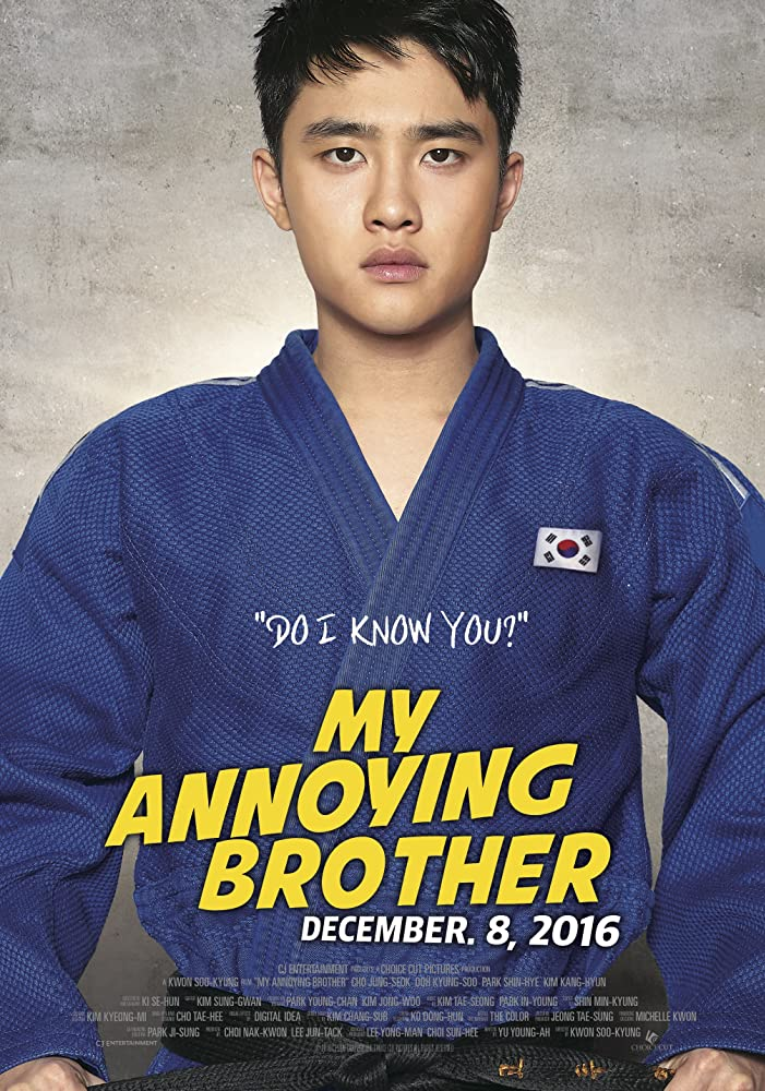 My Annoying Brother (2016) Tagalog Dubbed