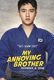 My Annoying Brother Poster