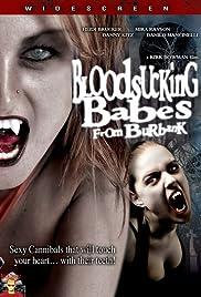 Bloodsucking Babes from Burbank Poster