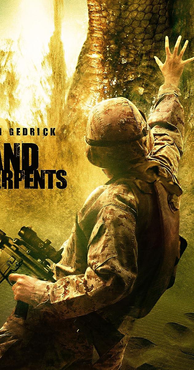 sand serpents  tv movie 2009