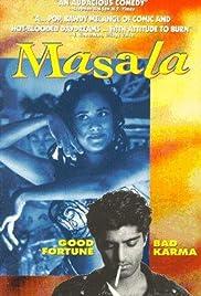 Masala(1991) Poster - Movie Forum, Cast, Reviews