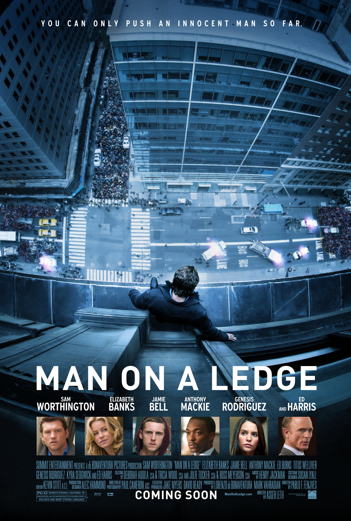 Man on a Ledge (2012) - IMDb