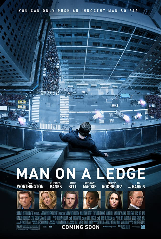 Man on a Ledge (2012) BluRay Dual Audio TV-DL Hindi English