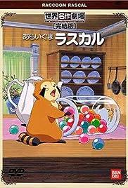 Rascal the Raccoon Poster