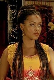 Emilia Burns in The Elephant Princess (2008)