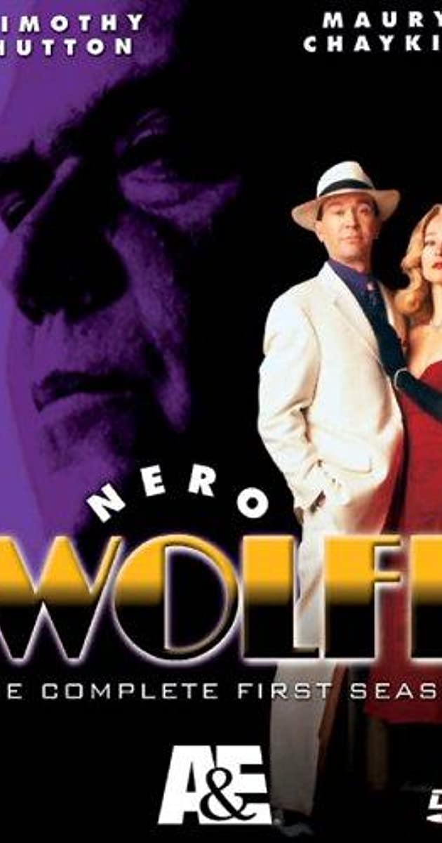 A Nero Wolfe Mystery (TV Series 2001–2002) - IMDb