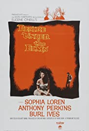 Desire Under the Elms (1958) Poster - Movie Forum, Cast, Reviews