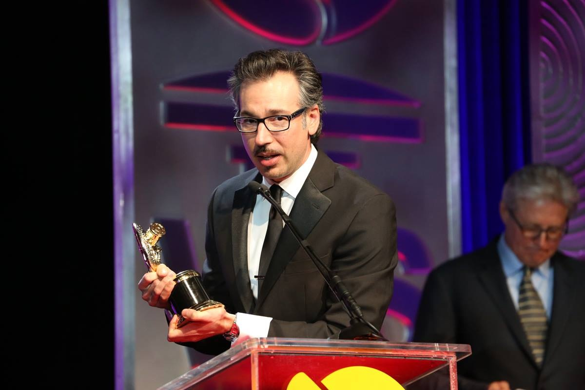 Frozen wins Outstanding Animation in an Animated Feature Motion Picture Lino Di Salvo, Head of Animation