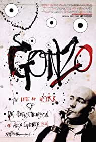 Gonzo: The Life and Work of Dr. Hunter S. Thompson (2008)