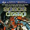 Kelly Preston, Lea Thompson, Kate Capshaw, Joaquin Phoenix, Tate Donovan, and Larry B. Scott in SpaceCamp (1986)