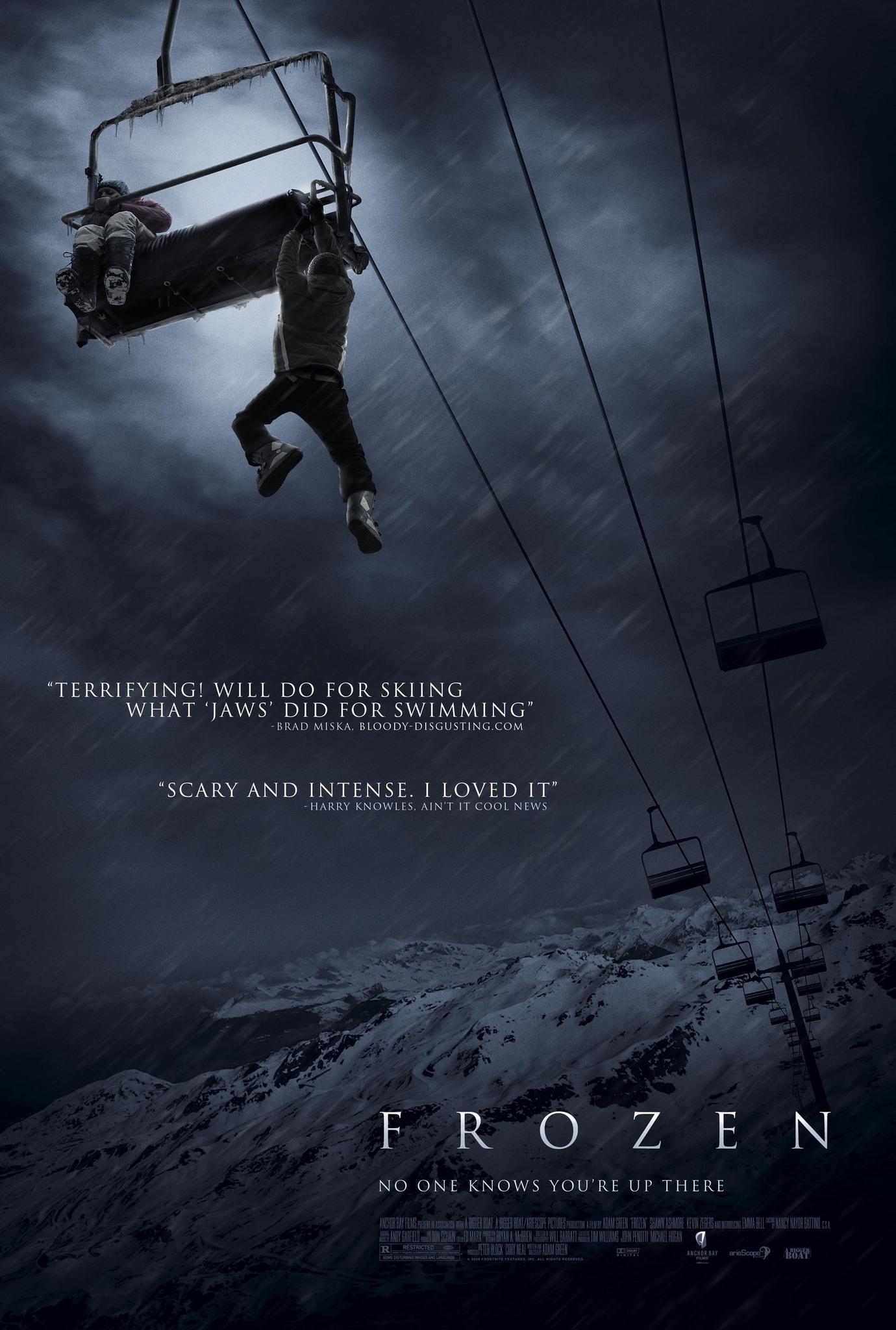 Frozen (2010) BluRay 720p & 1080p