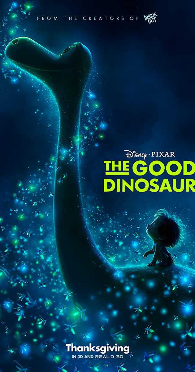 den gode dinosaurien dvd release