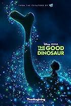 The Good Dinosaur (2015) Poster