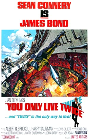 poster for You Only Live Twice