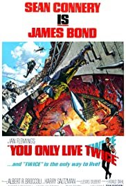 You Only Live Twice (1967) Poster - Movie Forum, Cast, Reviews