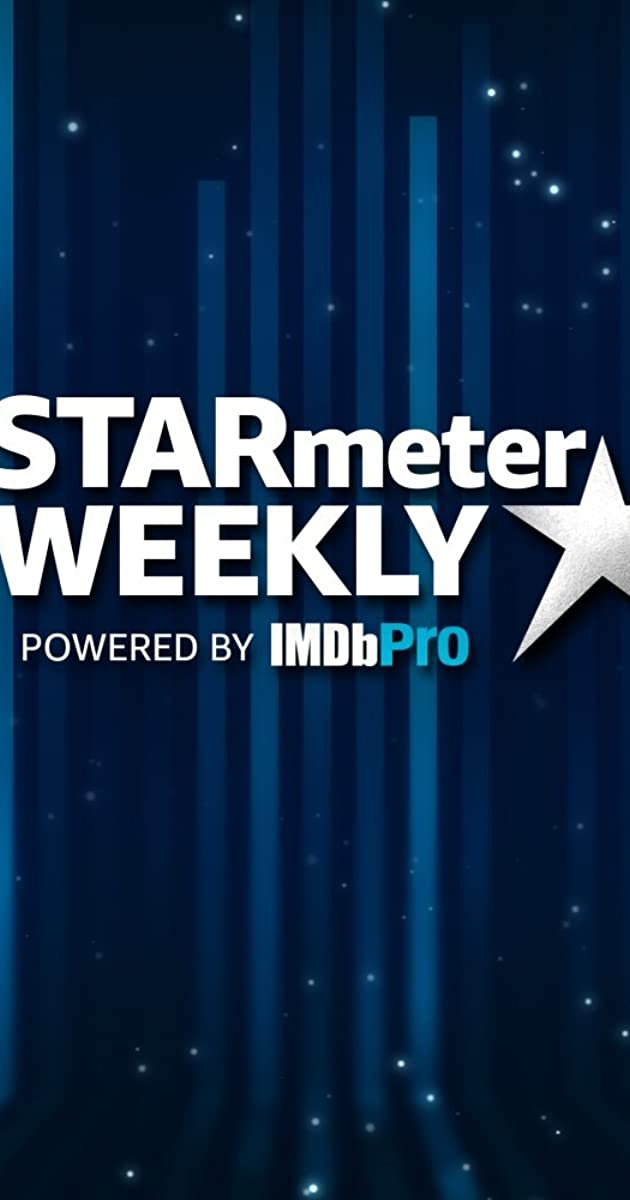 descarga gratis la Temporada 1 de STARmeter Weekly o transmite Capitulo episodios completos en HD 720p 1080p con torrent