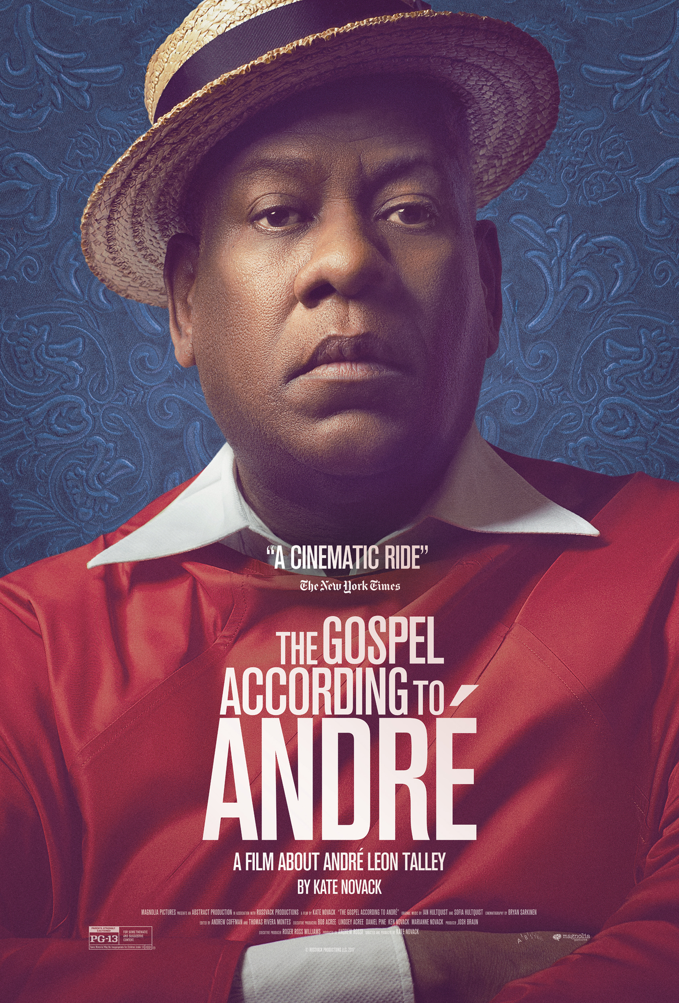 Image result for the gospel according to andre