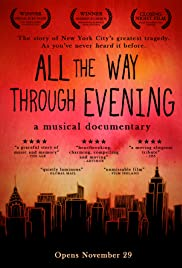 All the Way Through Evening Poster