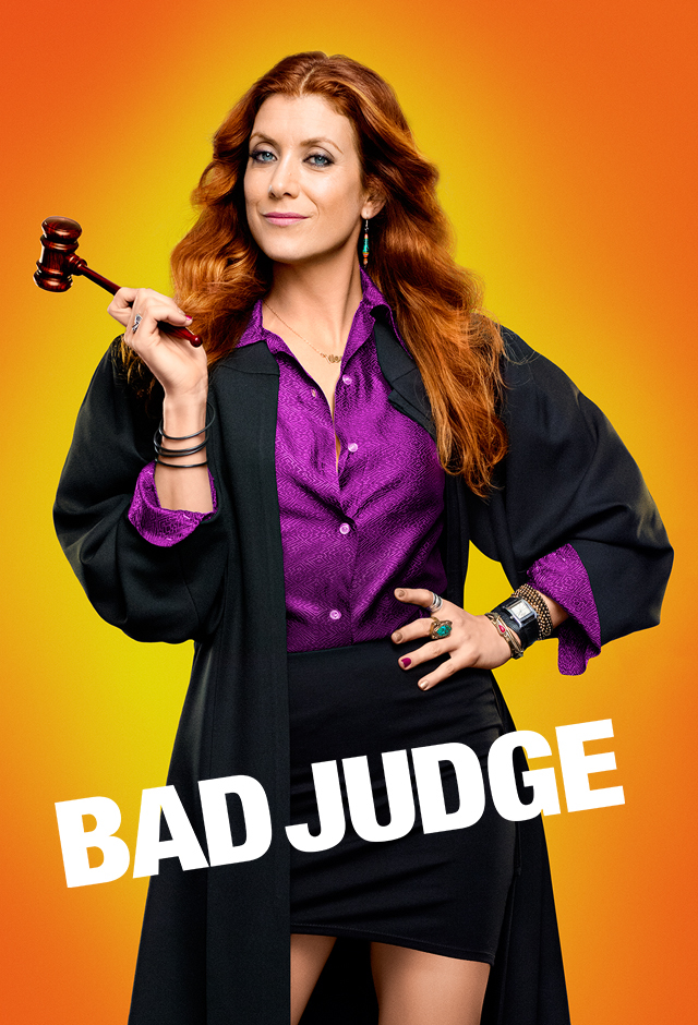 Kate Walsh in Bad Judge (2014)