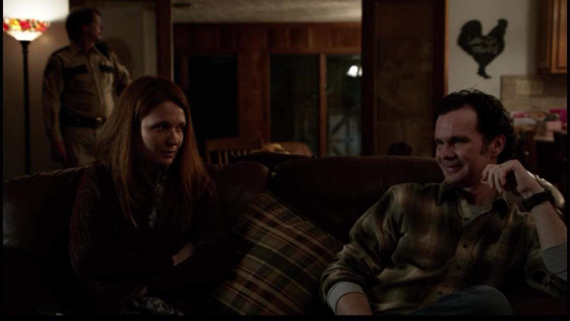 Mandi Christine Kerr on SundanceTV's Rectify