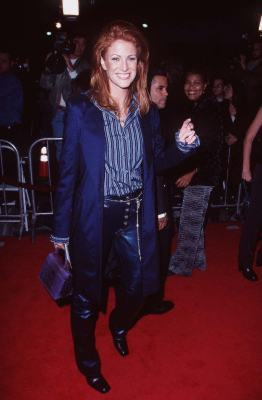 Angie Everhart at an event for Alien: Resurrection (1997)