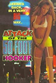 Attack of the 50 Foot Hooker Poster
