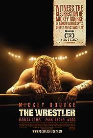 Mickey Rourke in The Wrestler (2008)