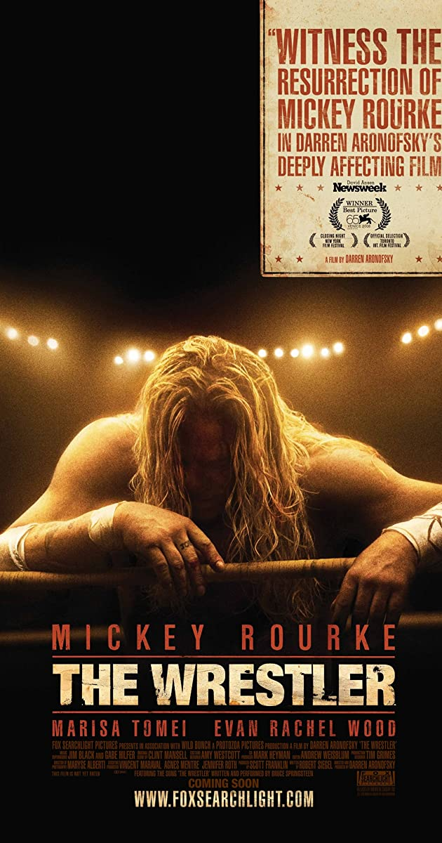 Film The Wrestler - Ruhm, Liebe, Schmerz (2008)             Streaming