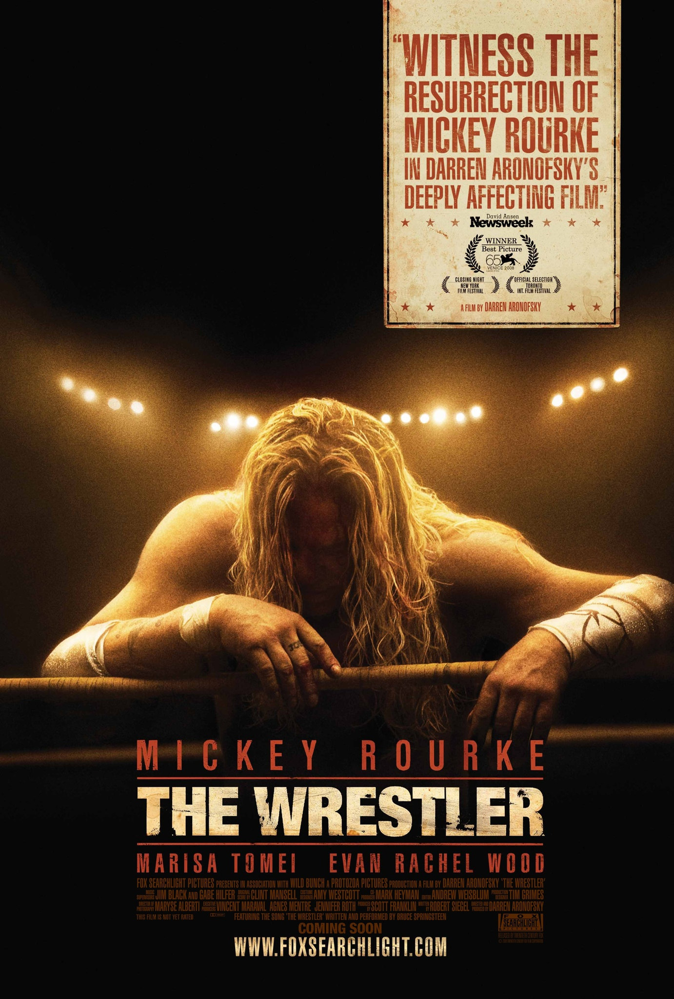 The Wrestler (2008) BluRay 720p & 1080p