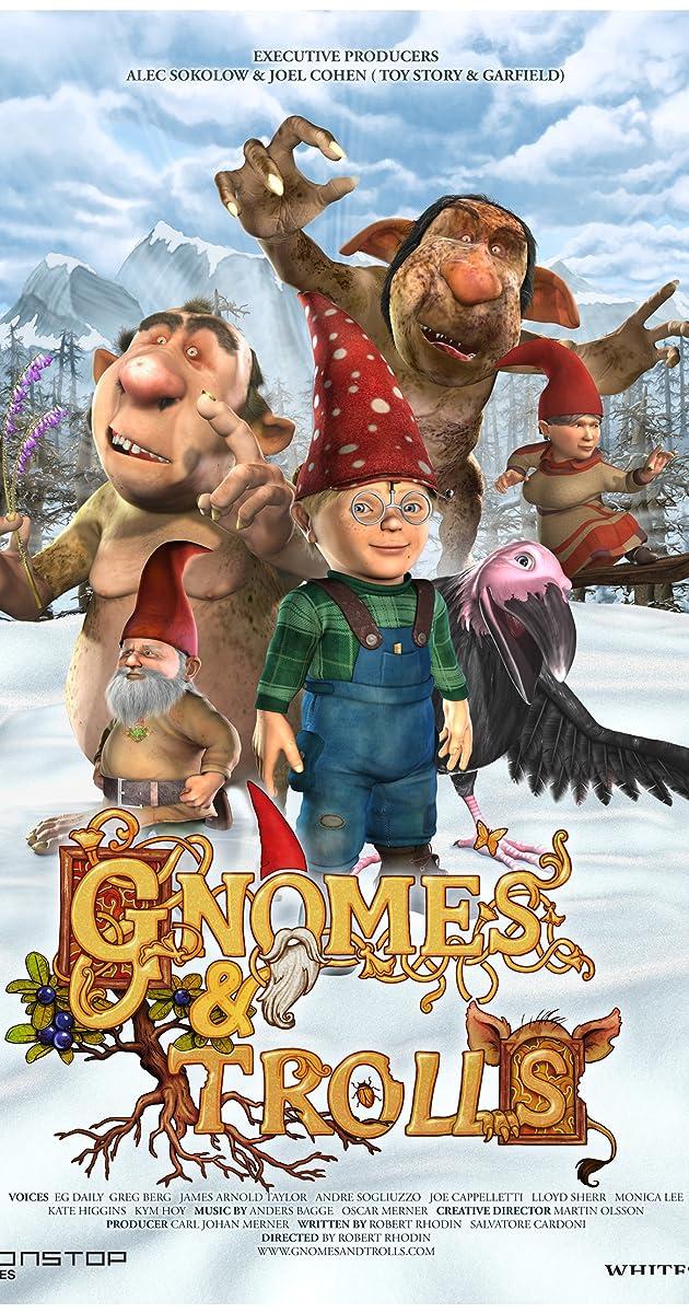 Gnomes & Trolls: The Secret Chamber (2009) - IMDb