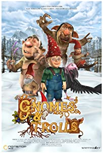 Movie to watch free Gnomes \u0026 Trolls: The Secret Chamber Sweden [720p]
