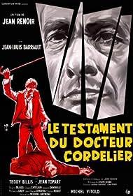 Le testament du Docteur Cordelier (1961) Poster - Movie Forum, Cast, Reviews