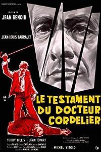 Watch online latest hollywood movies 2018 Le testament du Docteur Cordelier [flv]